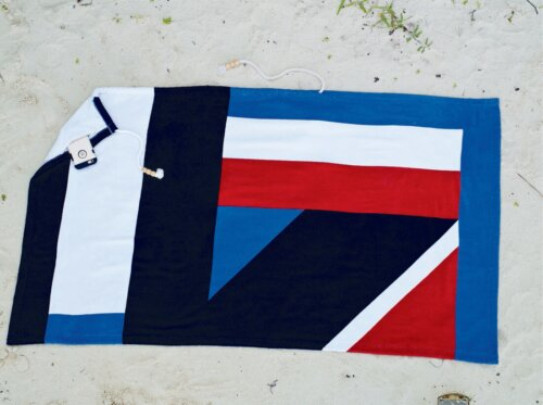 Acosta 100% Cotton Beach Towel by Highland Dunes